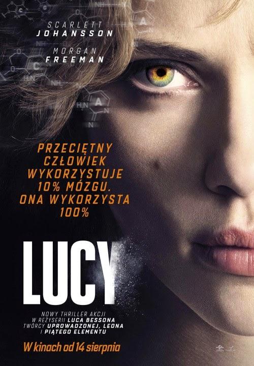 Lucy (2014) BluRay 720p Full Movie + Subtitle Indonesia