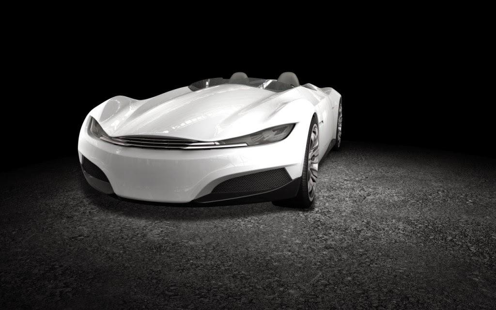 Konsep Mobil Masa Kini