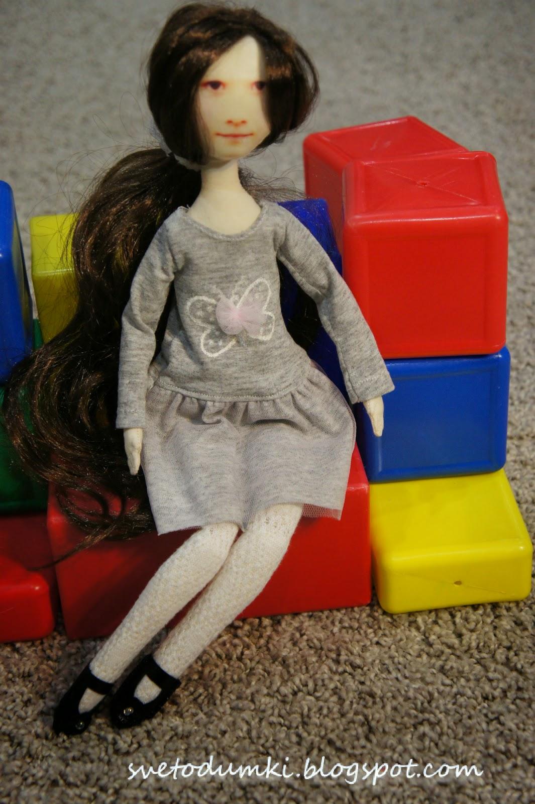 Платье кукле