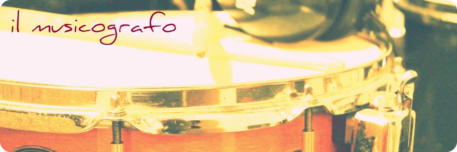 il musicografo