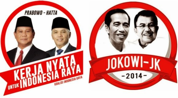 Calon Presiden 2014 Prabowo Jokowi http://edvanmkautsar.blogspot.com