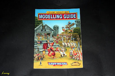 Portada de Citadel Miniatures Modelling Guide