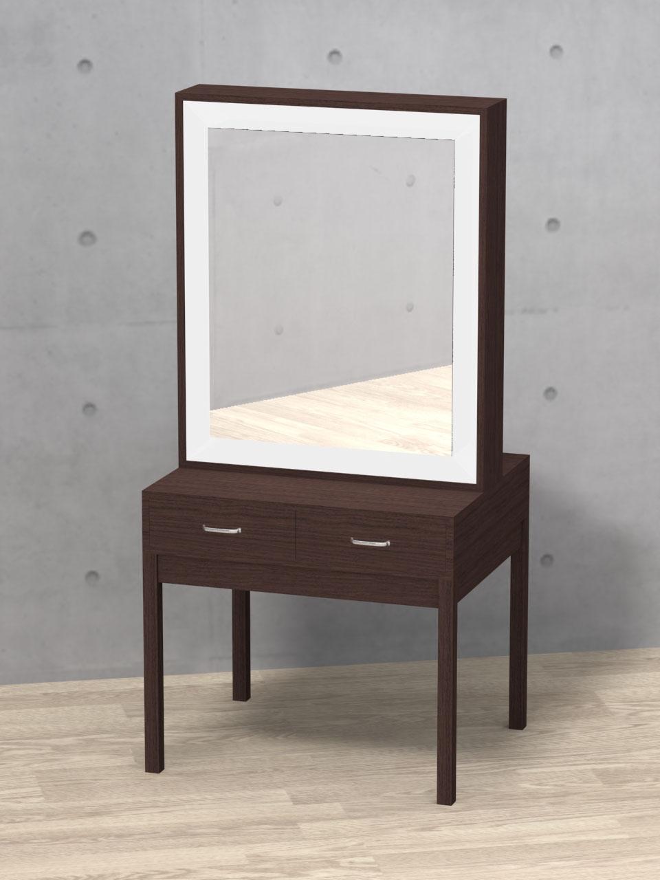 鏡(ミラー) [DS-03] - mirror 3D objects