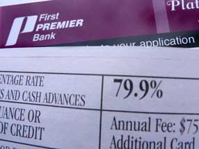 Thee reviewer first premier credit card review i thought that a credit card company was glad to have your business to charge a person to accept your credit card is colourmoves