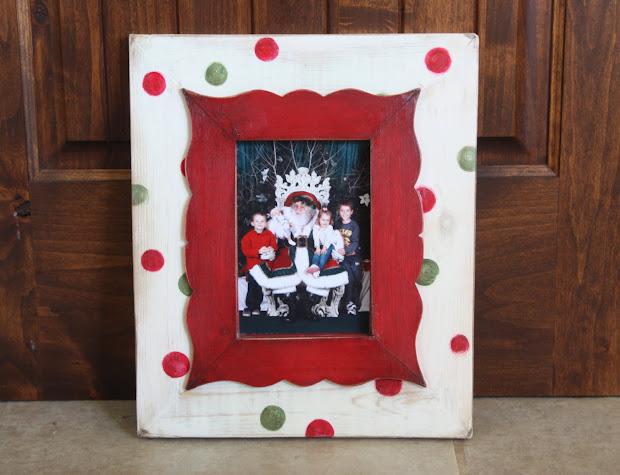 5x7 christmas frames