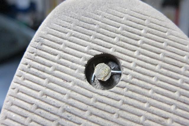 how to fix a broken thong