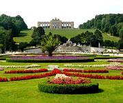 Palace and Gardens of Schonbrunn Austria