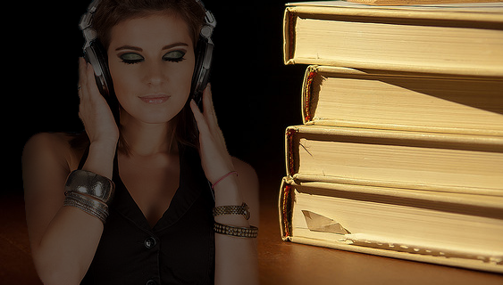 DJ books