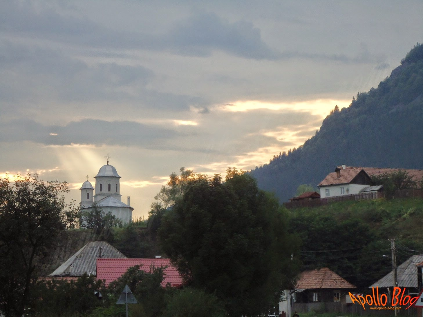 Biserica Calimanel - Toplita
