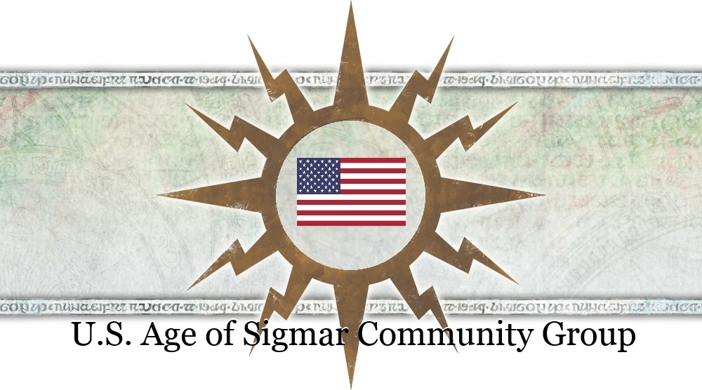 U.S. Age of Sigmar Community Group Page