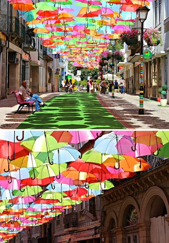 Amazing Streets with attractive Designs