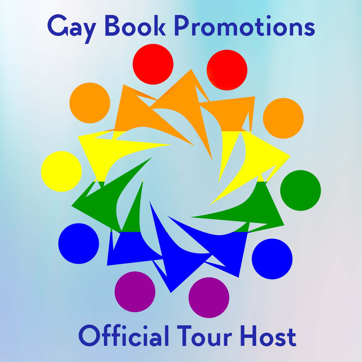 Official Tour Host for Gay Book Promotions