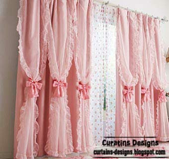 Curtain designs for Curtain designs for girls bedroom