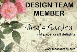 I AM ON THE DESIGN TEAM FOR MEG'S GARDEN