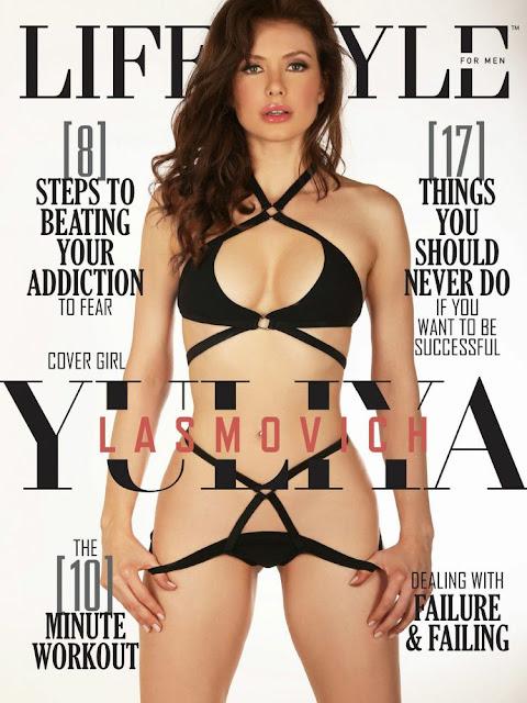 Yuliya Lasmovich - Lifestyle for Men USA, Issue 2015