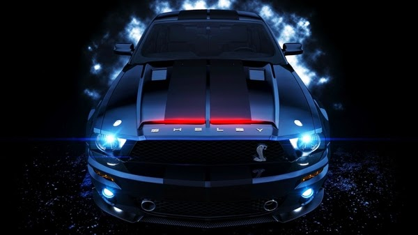 Ford Mustang Lights