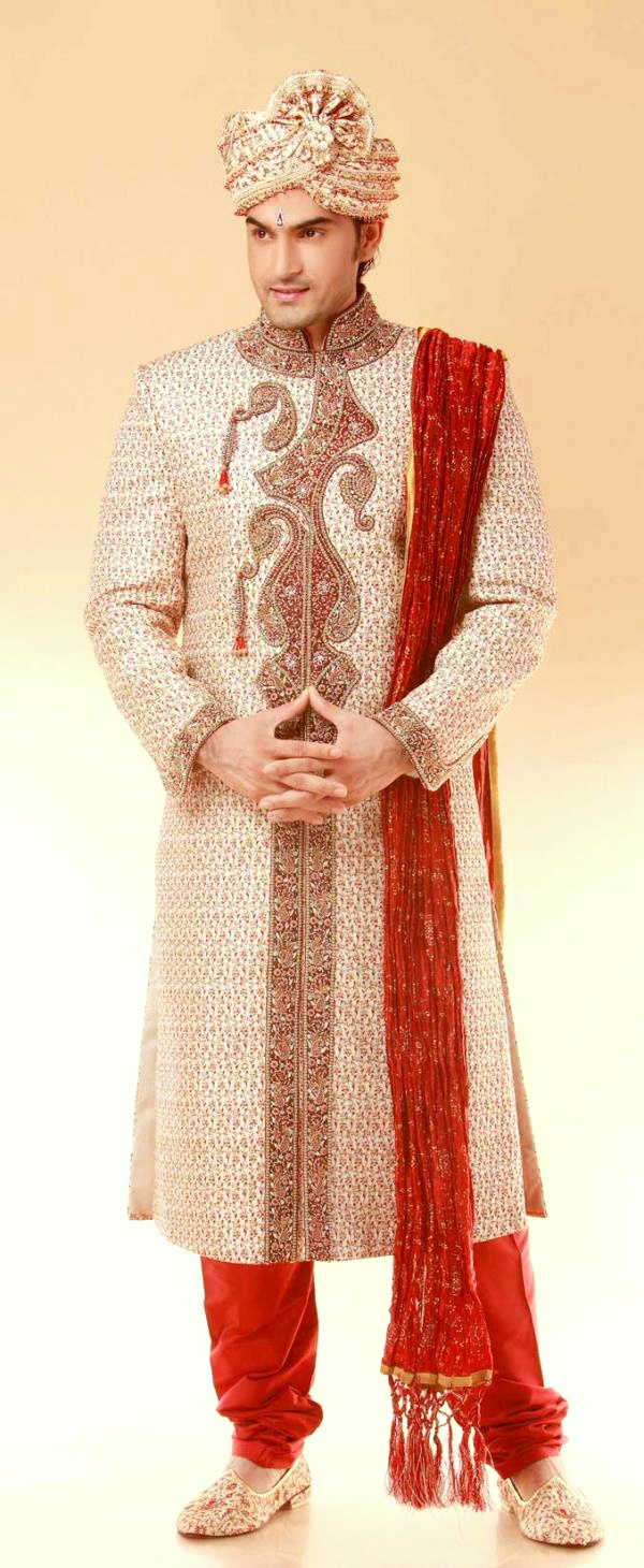 Wedding Wear For Mens : Casual clothings indian wedding dress for men