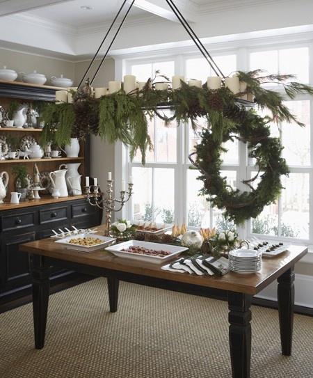 Style twigs for Vintage weihnachtsdeko