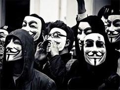 من جديد Anonymous تضرب مواقع حكومية بريطانية