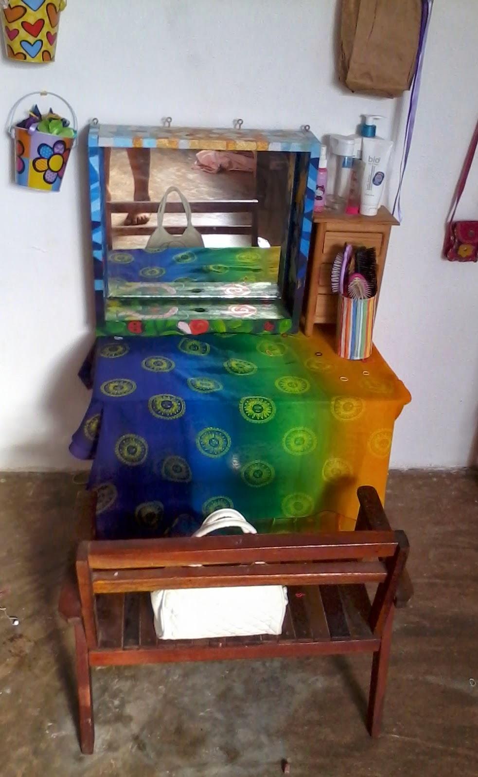 El Detalle Que Hace La Diferencia Julio 2014 # Muebles Peinadores De Madera