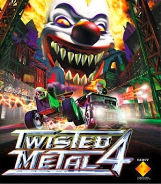 Twisted Metal 4 Compressed PC Game Cover