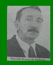 ROSVALDO BEZERRA DE MEDEIROS