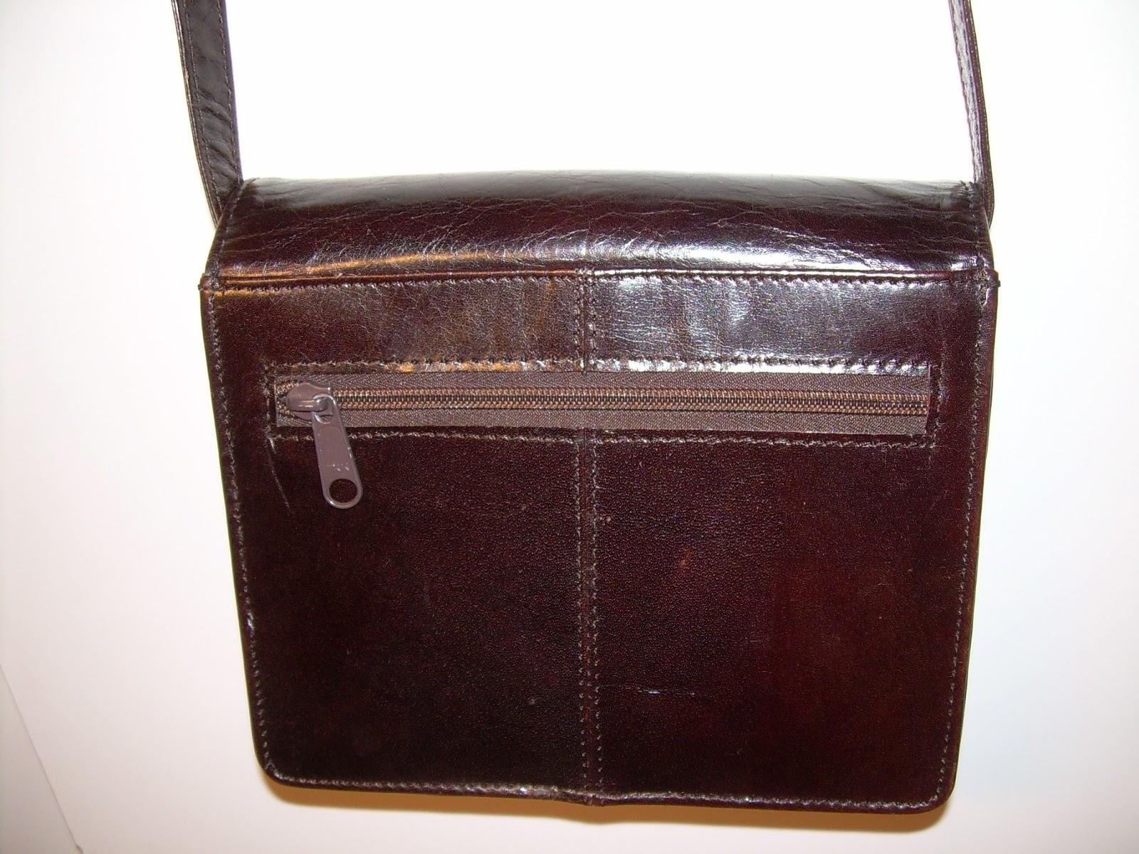 Longchamp Hobo Laukku Hinta : Toisen k?den laukku olkalaukku tummanruskeaa nahkaa myyty