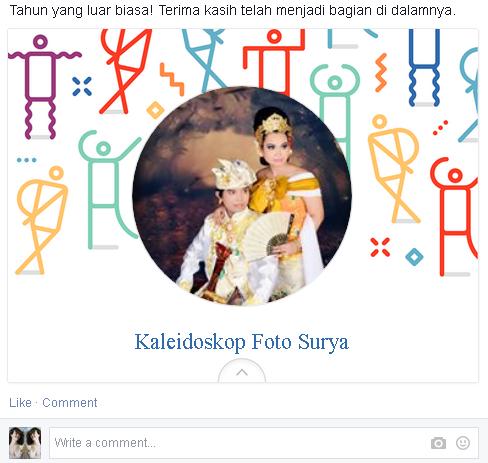 Facebook Kaleidoskop