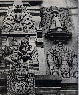 Belur Temple Wall