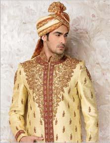 Indian wedding dresses for men bridal jewellery for Indian wedding dresses men