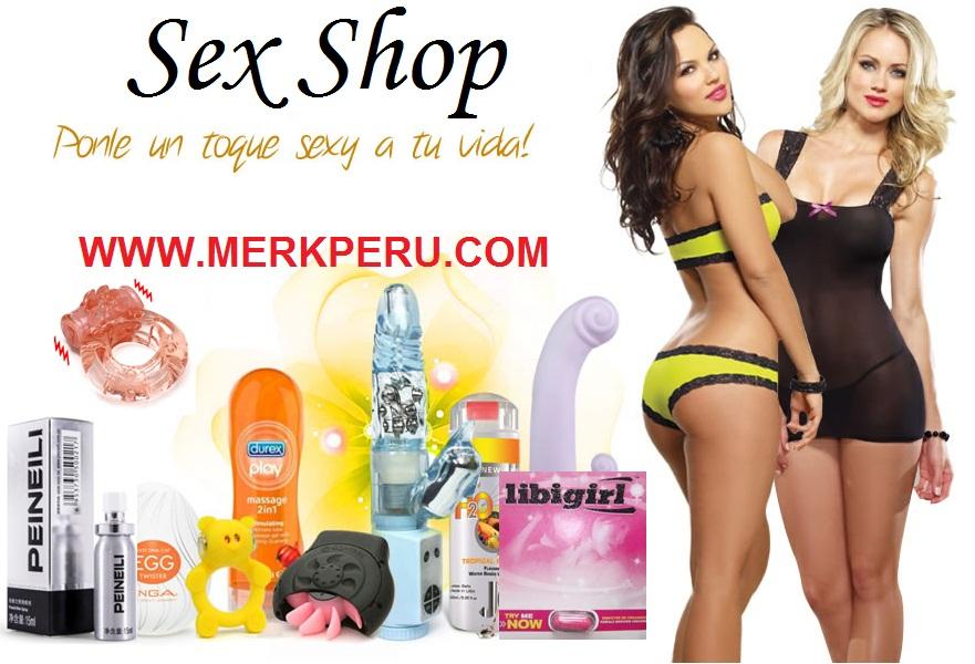 Tiendas de juguetes sexuales para adultos