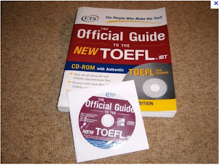 gambar The Official Guide to the TOEFL iBT