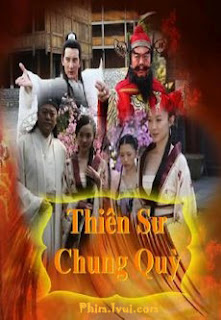Phim Thiên Sư Chung Quỳ-40 tập THVL1