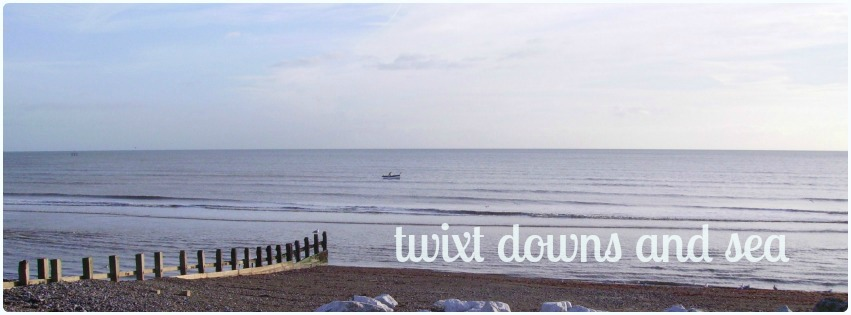 Twixt downs and sea