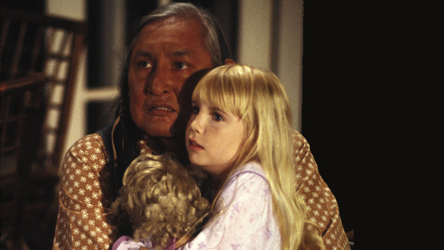 will sampson who played the native american shaman named taylor in the    Will Sampson Poltergeist