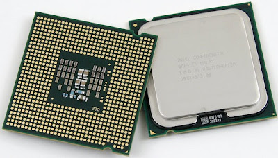 processor physical and logical cores identification