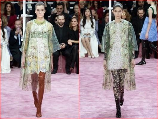 Christian Dior Frühjahr/Sommer 2015 Haute Couture Kollektion