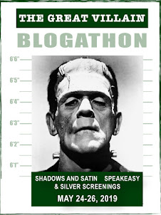 Great Villain Blogathon 2019