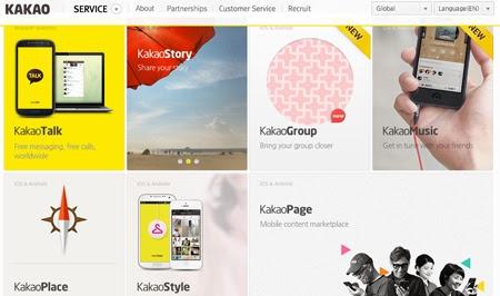 Mensajes y chats gratis con tus amigos usando KakaoTalk