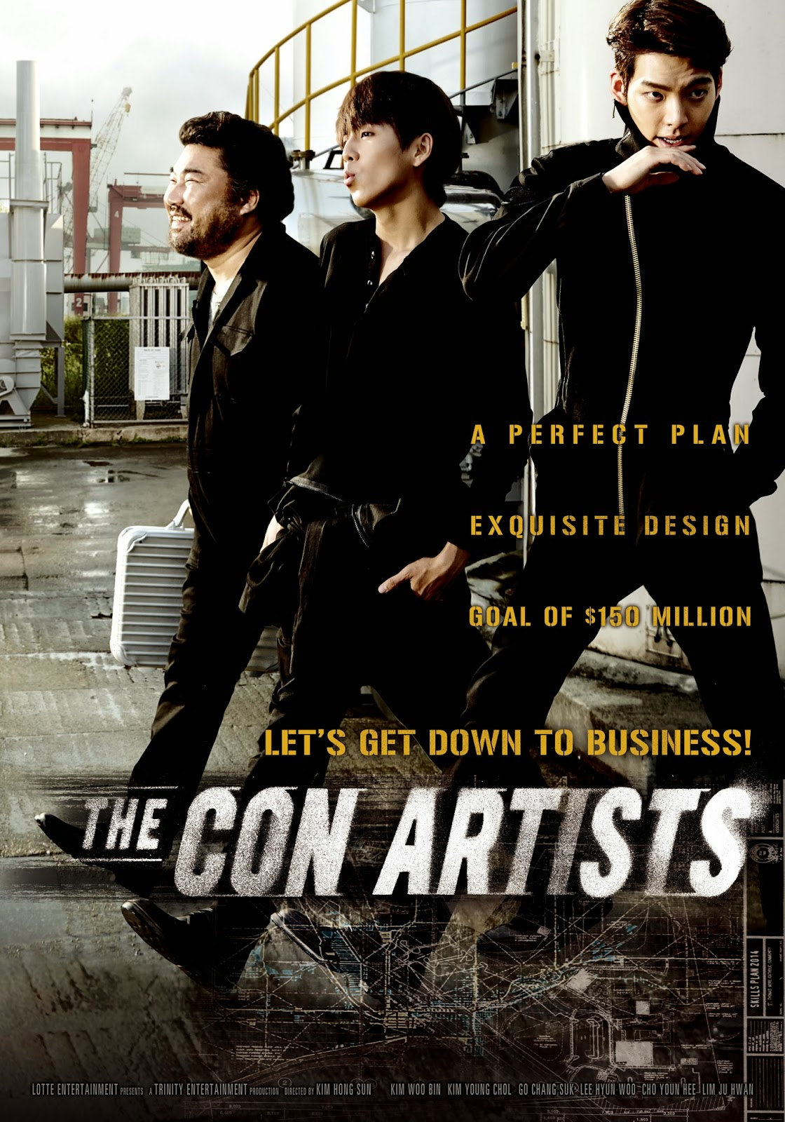 The Con Artists (2014) tainies online oipeirates