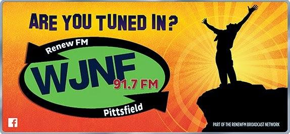 WJNF 91.7FM  Radio Pittsfield / Dalton
