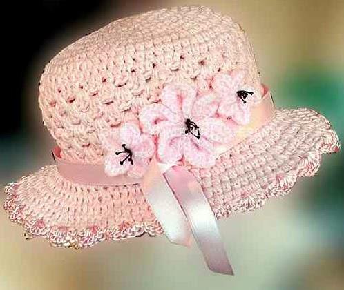 Cómo hacer souvenir con forma de sombrero al crochet - video   Todo ...