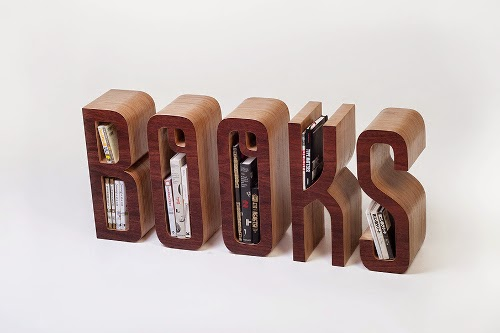 The Books Shelf