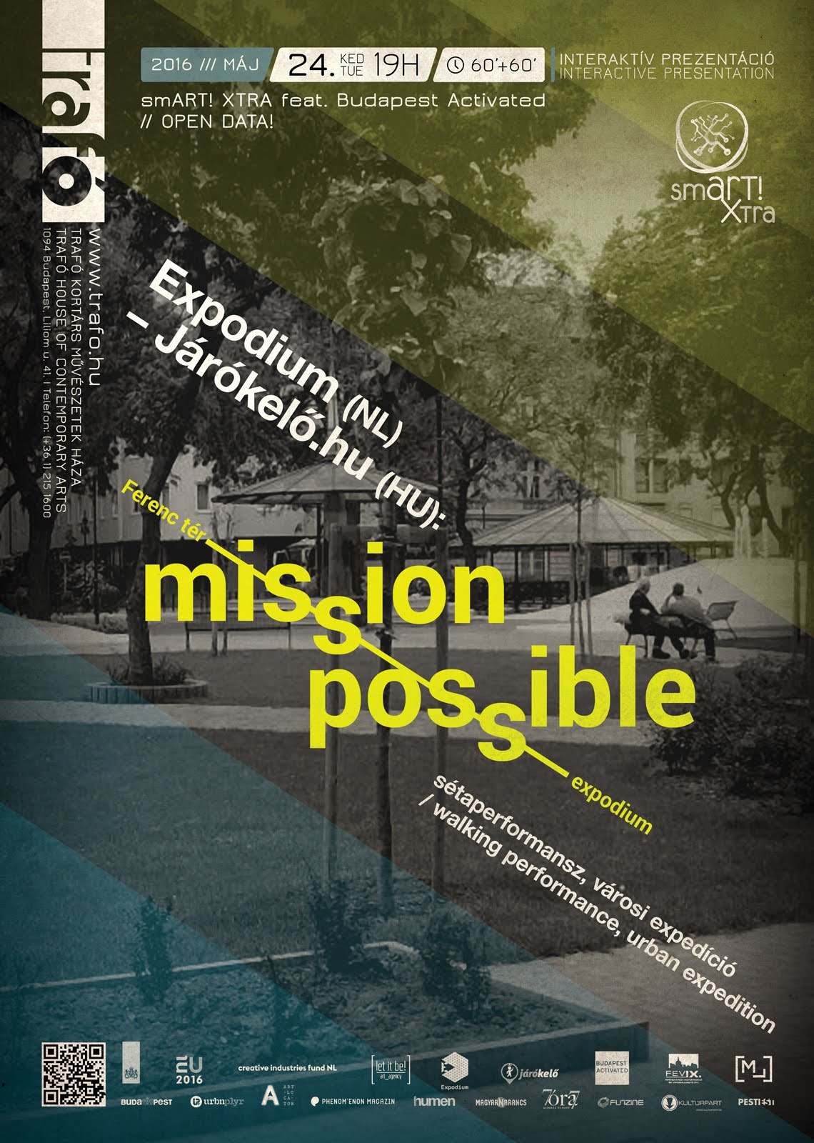 JOIN THE EVENT:                               TUE. 24TH @ 19.00