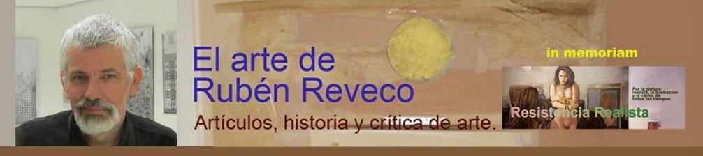 El arte de Ruben Reveco