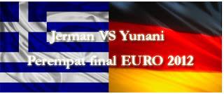 Prediksi Skor Jerman vs Yunani EURO 2012