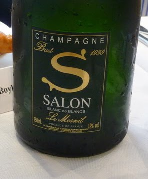 Wine and the city salon 39 99 launched with fish 39 n 39 chips for 1997 champagne salon