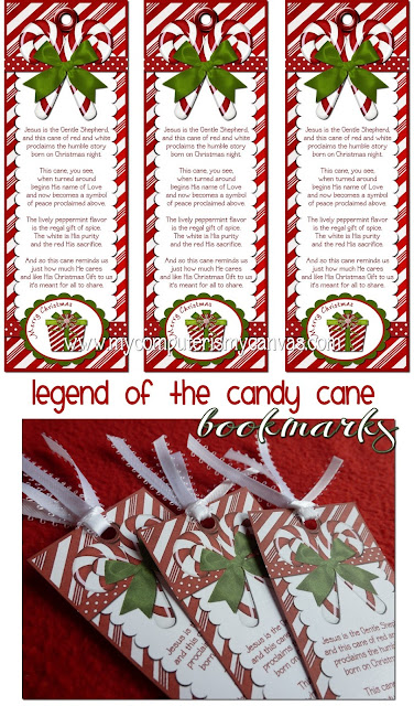 Nerdy image with regard to the story of the candy cane printable