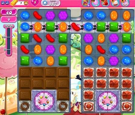 Candy Crush Saga 867