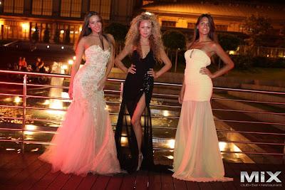 Miss Serbia 2011 Milica Tepavac